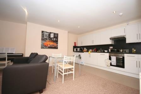 Featured Student Accommodation in Exeter - Two Bedroom Student Apartment