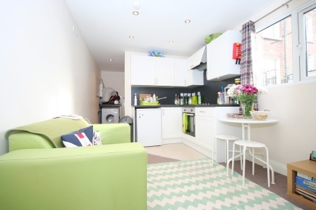 Featured Student Accommodation in Exeter - One Bedroom Student Flat